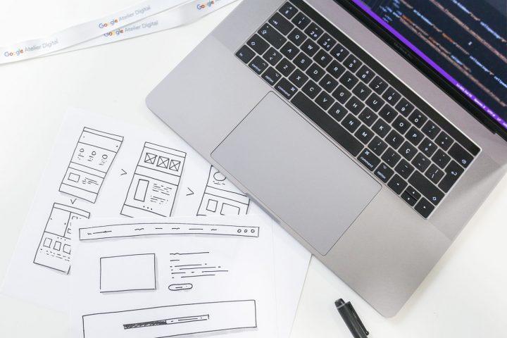 Create In | Web design